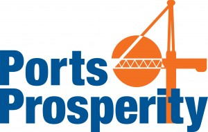 Ports4Prosperity logo