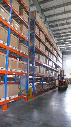 GEfco warehouse