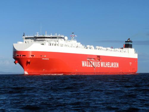 Mark V RoRo vessel Tonsberg