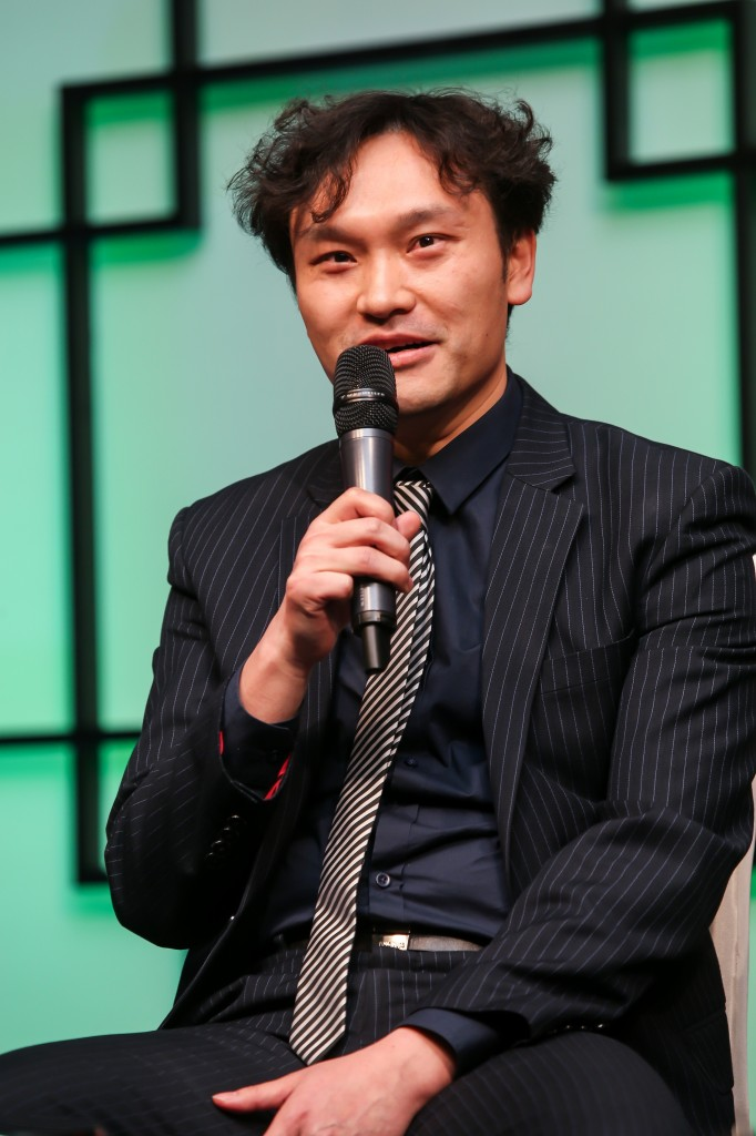 AL China 2015 - Prince Chen