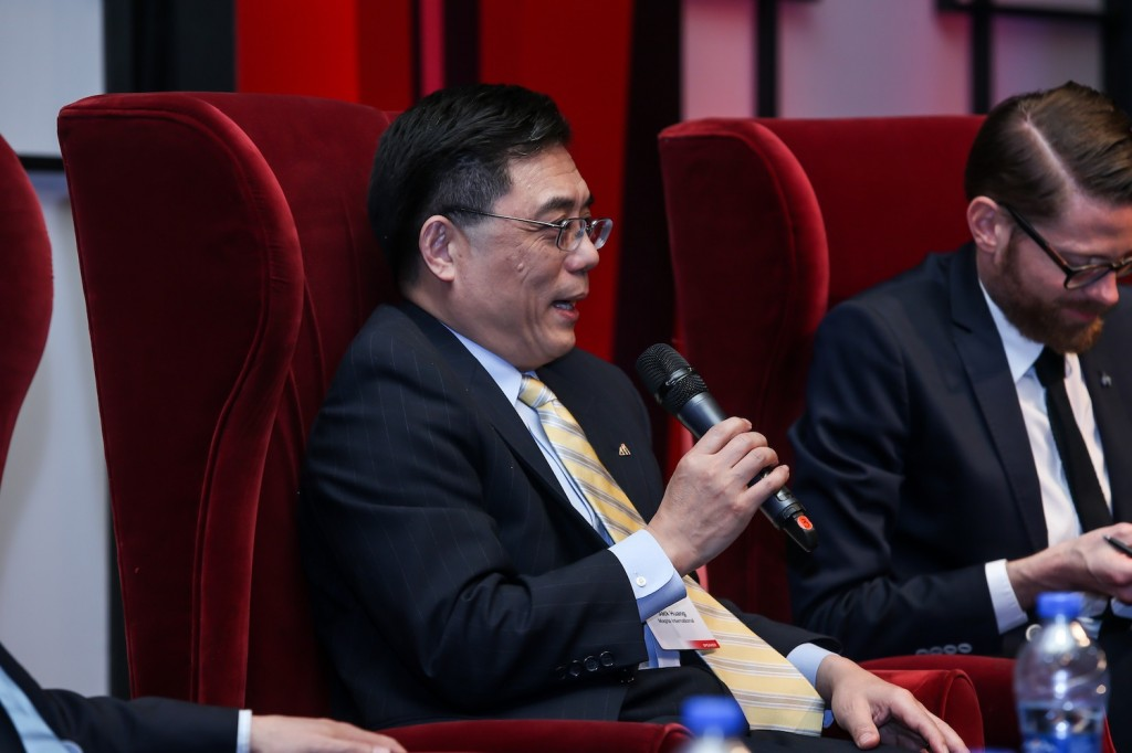 Jack Huang - AL China 2015