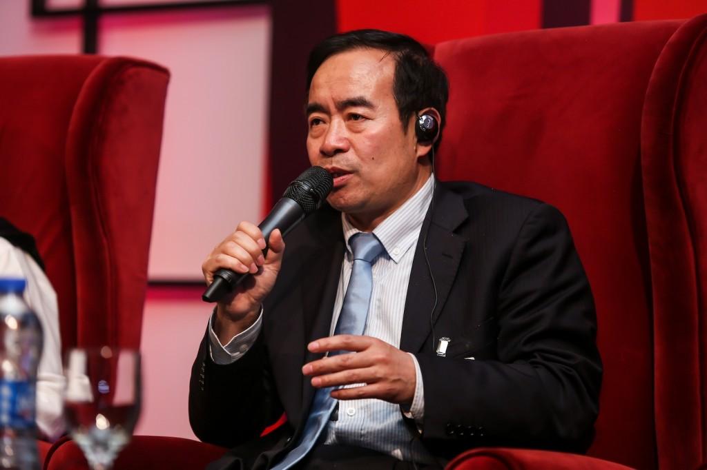 Ma Zengrong CFLP AL China 2015