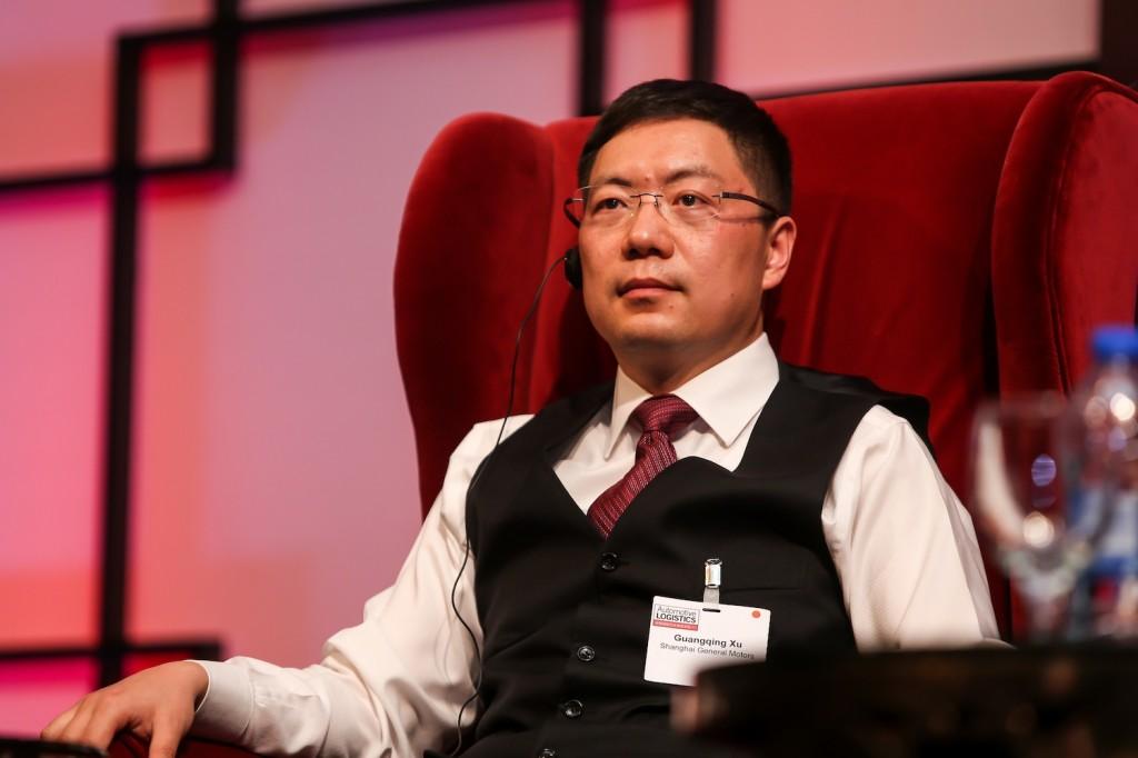 Xu Guangqing - AL China 2015