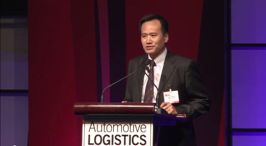Jacky Wang AL China 2015