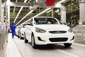 Hyundai to launch export of cars to Egypt from Russia