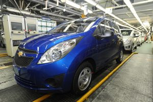 GM Spark Assembly Changwon