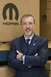 Pietro Gorlier, President and CEO of Mopar, is expanding the bra