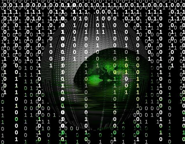 Data code world global software