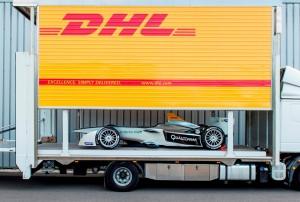 DHL FIA Formula E