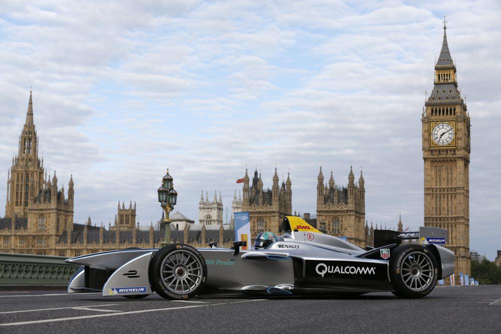 Formula-E-London