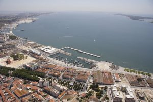 Setúbal port Portugal