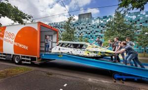 TNT shipping solar Stella Lux