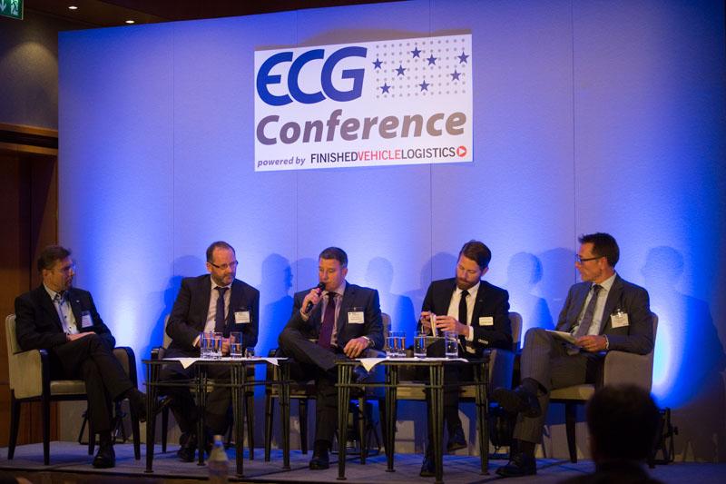 ECG 2015 panel session