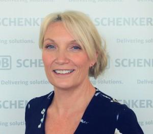 Alison Jackman DB Schenker logistics