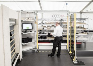 Audi DTS trial