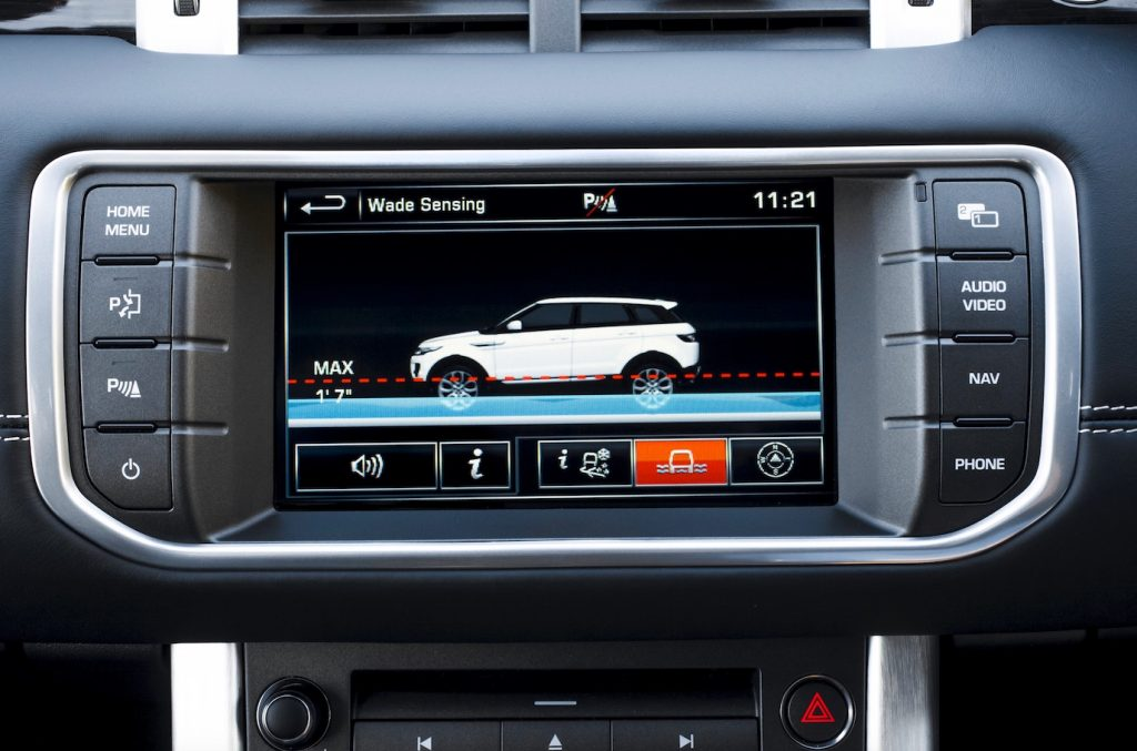 JLR connected car