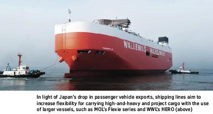 Japan ship