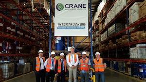 Crane Worldwide and Intertruck UAE