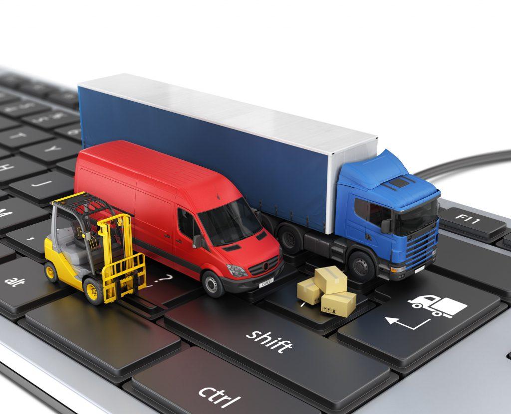 Online marketplace logistics