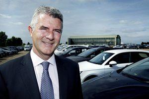 © Tim George/ UNP 0845 600 7737 Campfire PR 33464 Ian Carlisle, CEO : Paragon Automotive Ltd, Thurleigh