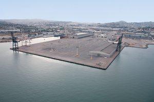 Pier 80- SF Port
