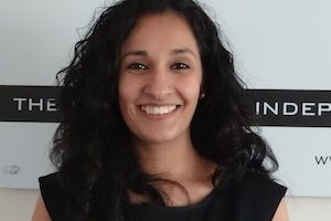 Tina Patel_IAAF