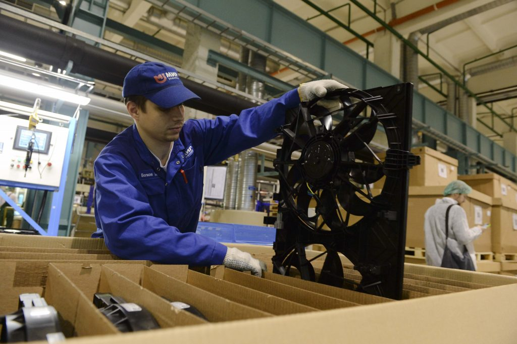 Components supplies remain crucial for Russian carmakers