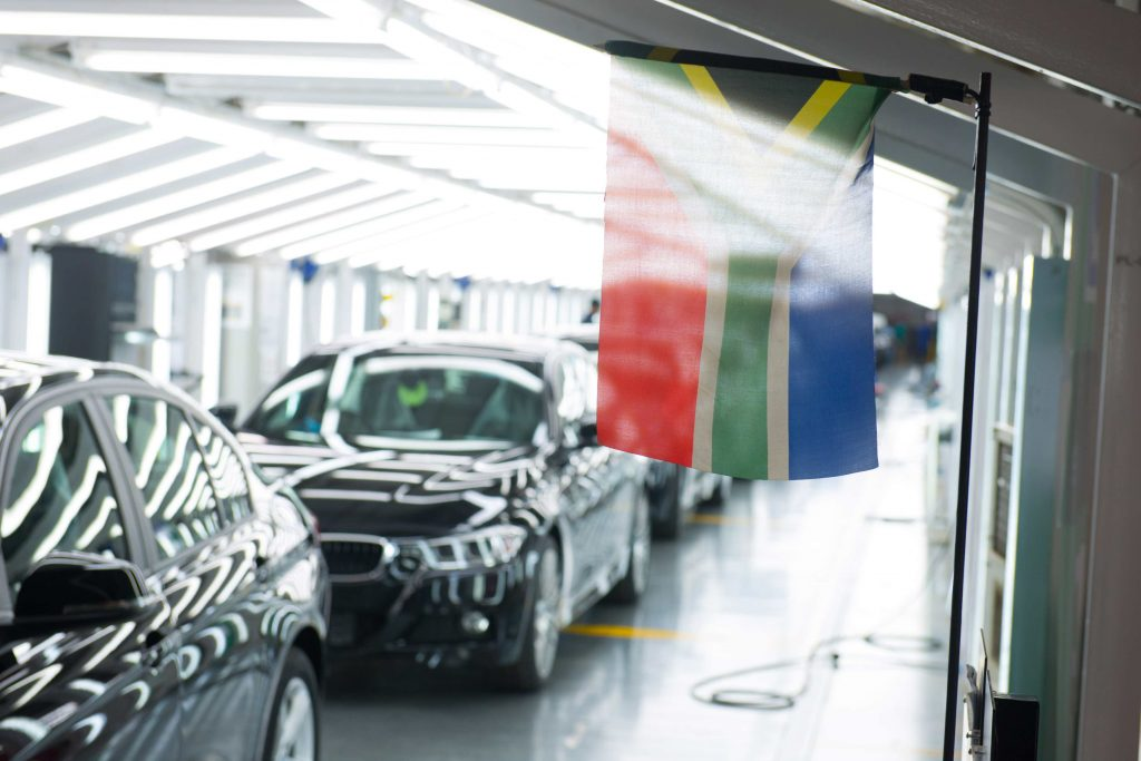 South Africa car plant