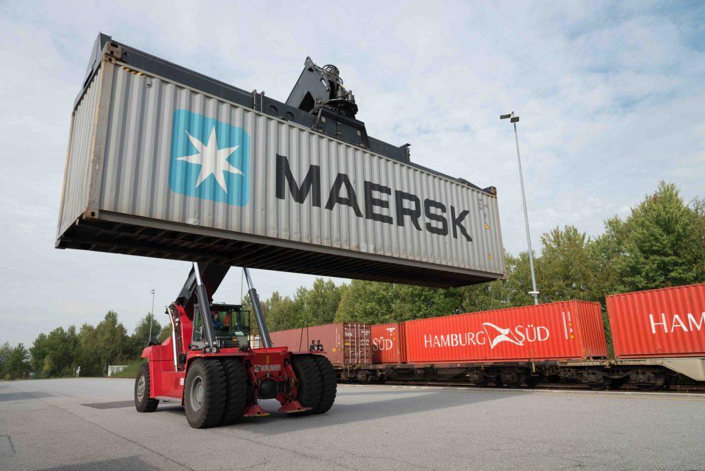 Wackersdorf logistics centre