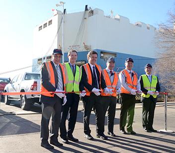MOL_car carrier service launch