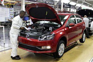 Volkswagen Werk Uitenhage Suedafrika