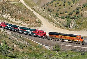 Mexico rail