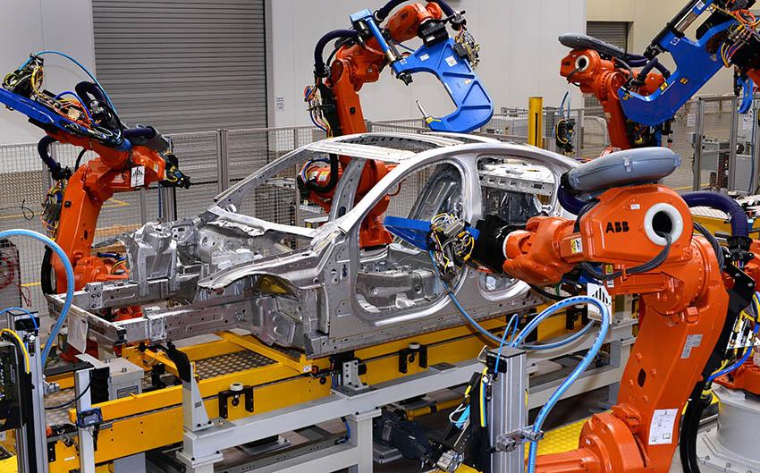 Solihull aluminium manufacturing
