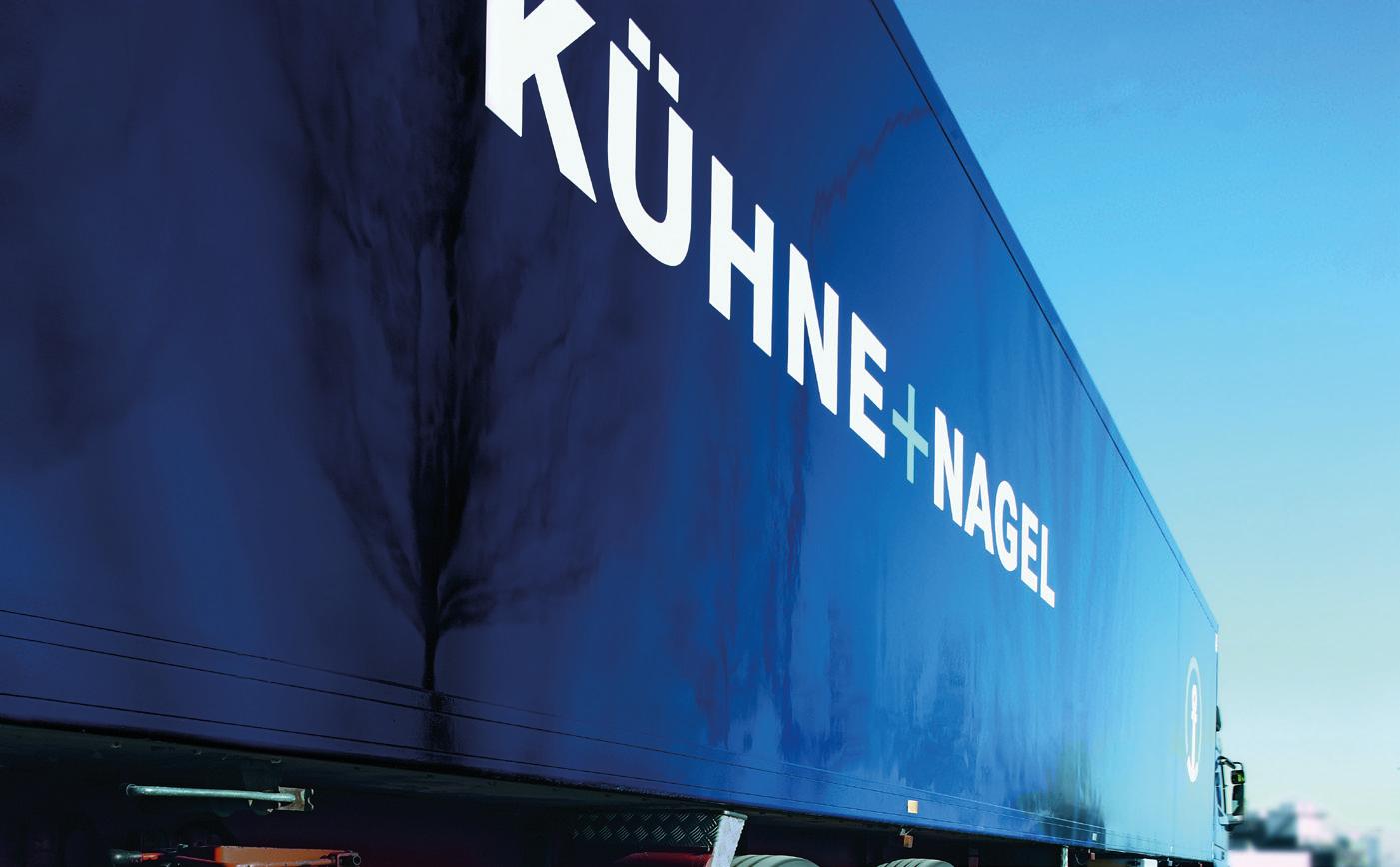 Kuehne+Nagel Buyers' Guide profile