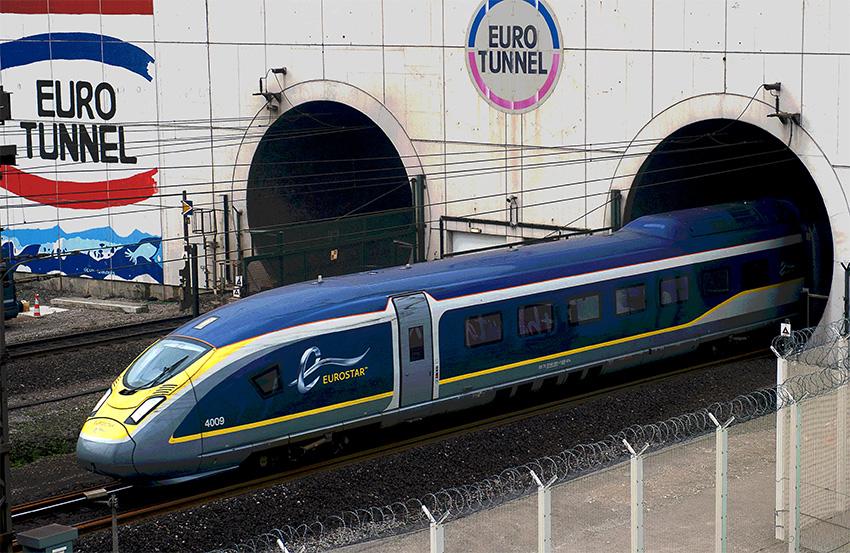 TGV Eurostar Velaro E320