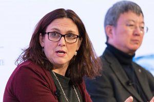 Anna Cecilia Malmström European Commissioner for Trade_opt