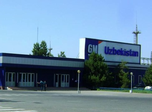 GM-Uzbekistan