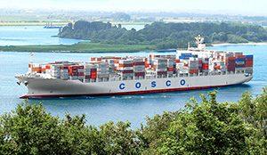 Avantida cosco-vessel lr