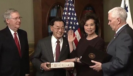 Elaine_Chao_sworn-in