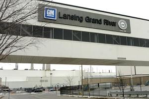 Lansing Grand River Assembly Plant in Lansing, Michigan