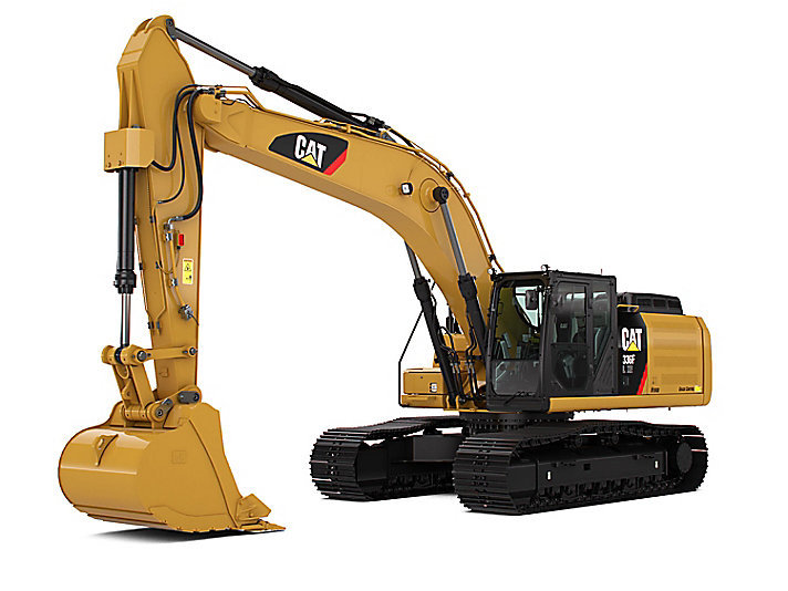 Cat_med_Excavator