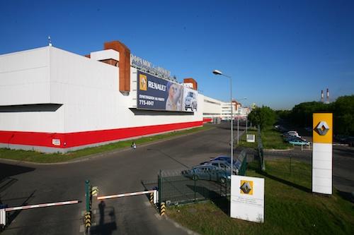 Renault_Avtoframos_plant