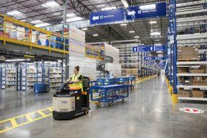 Mopar® Parts Distribution Center, Winchester, VA