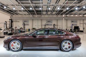 Eröffnung des neuen Qualitätszentrums (QZ) der Porsche Leipzig GmbH mit Dr. Oliver Blume, Vorsitzender des Vorstandes der Dr. Ing. h.c. F. Porsche AG am 02.06.2016