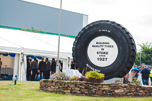 2017 sees Michelin mark its 90th anniversary of manufacturing in Stoke-on-Trent.
