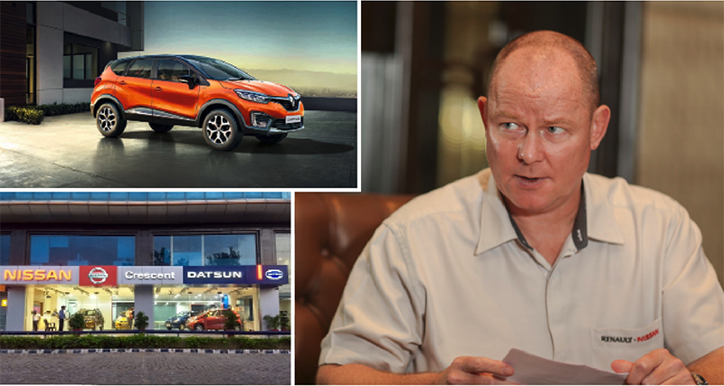Renault Nissan Automotive India MD Colin MacDonald