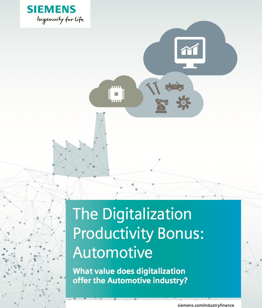 Siemens Industry 4.0 white paper