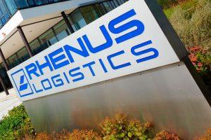 Rhenus Logistics building