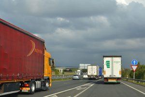 Spanish toll road