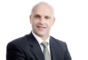 Thomas Ulbrich, head of the new e-mobility division at VW